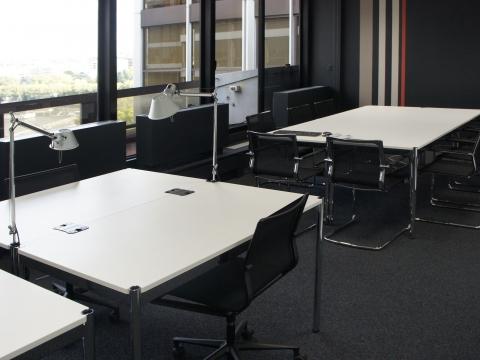 Startup : Espace Accueil - Réception de clientèle